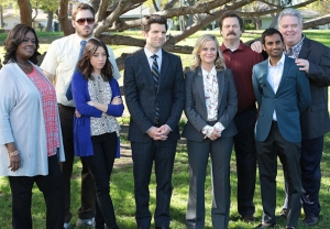 Parks Recreation Reunion Special