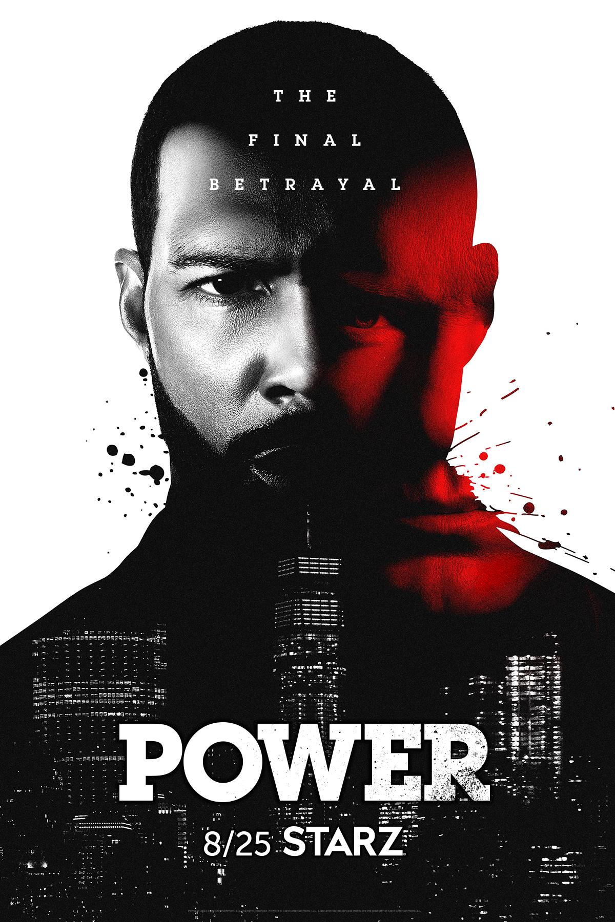 Power Season 6 Poster