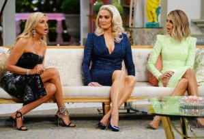 Real Housewives of Beverly Hills Reunion RHOBH Camille Erika Lisa Rinna