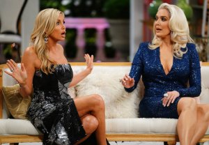 Real Housewives of Beverly Hills Reunion RHOBH Camille Erika
