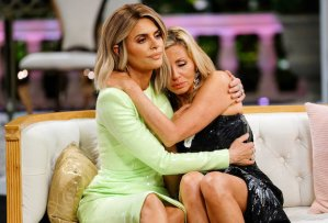 Real Housewives of Beverly Hills Reunion RHOBH Lisa Rinna Camille