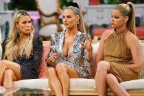 Real Housewives of Beverly Hills Reunion, Part 2 Recap: Dog Fight