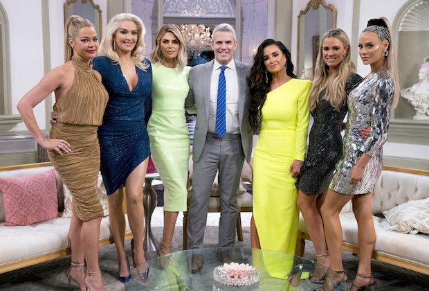Real Housewives of Beverly Hills Reunion RHOBH