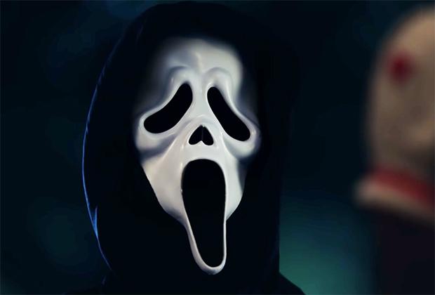 Scream Resurrection Killer