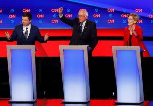 Democratic Debate Poll