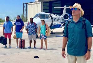 Shark Trip Cast