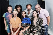 Snowpiercer Cast and EP Talk Class Warfare, 'Bug Bars' and Apocalypse Golfing in TBS' Series Adaptation