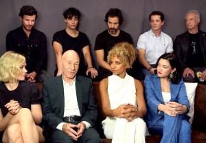 Star Trek Picard Patrick Stewart Interview VIdeo CBS All Access