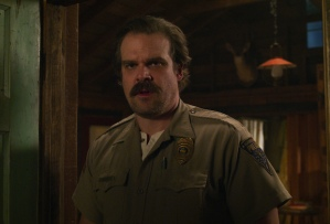 david harbour leaving stranger things season 4 hopper dies