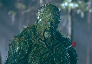 Swamp Thing Cancelled