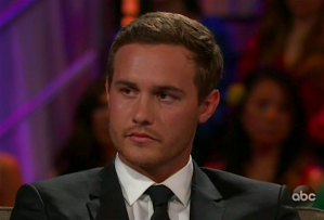The Bachelorette Finale Peter Eliminated