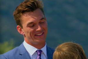 The Bachelorette Finale Tyler C.