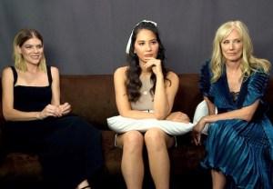 The Rook Olivia Munn Video Interview Season 1