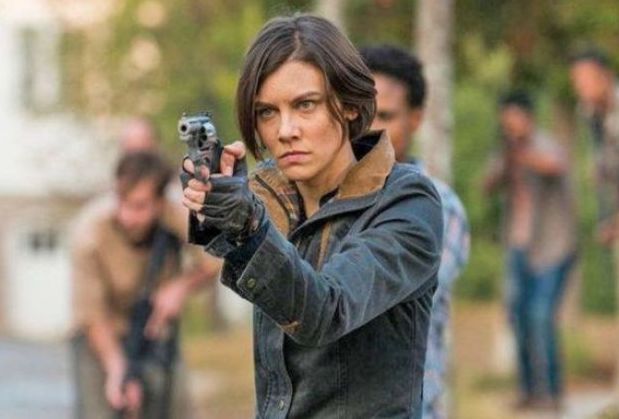 the-walking-dead-lauren cohan returning season 10 maggie