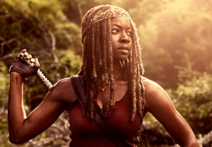 danai gurira leaving lauren cohan returning the walking dead season 10