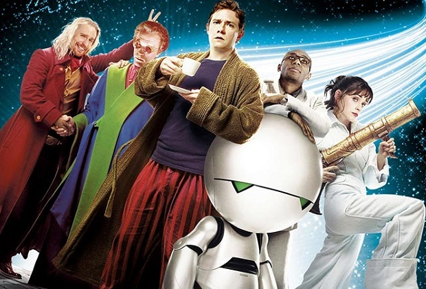 The Hitchhiker's Guide to the Galaxy Hulu Series