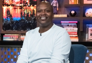 Tituss Burgess Andy Cohen