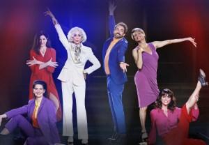 Transparent Series Finale Musical Cast