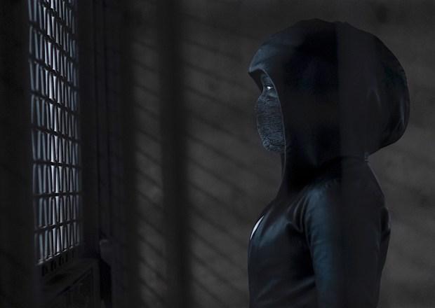 Watchmen HBO Regina King Angela Abar