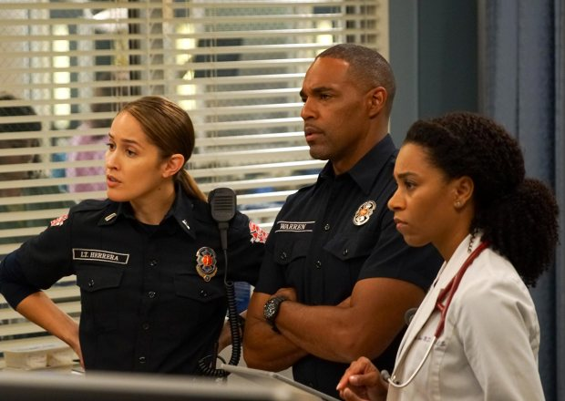 Grey's Station 19 Crossovers