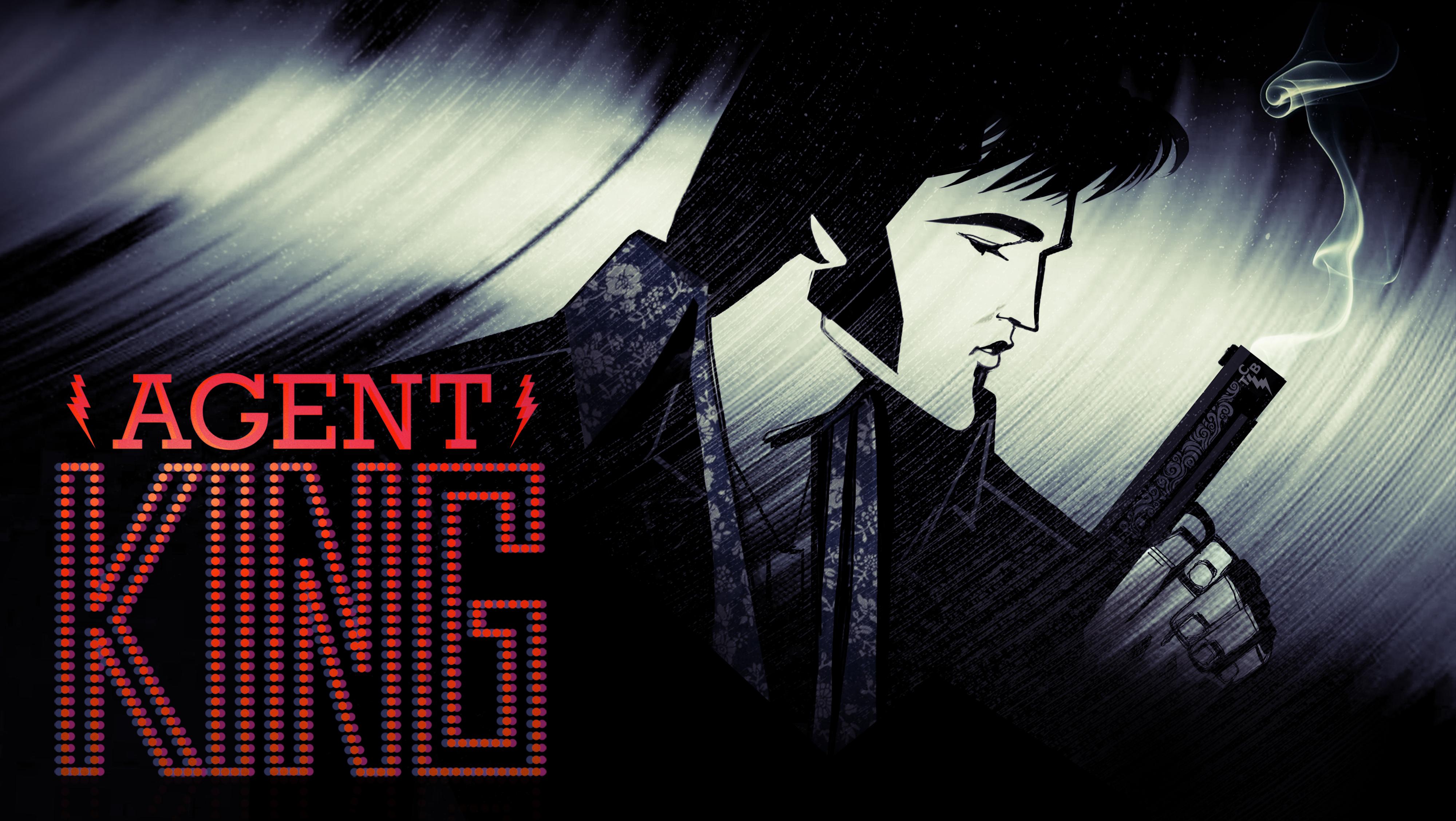 Agent King - Elvis Presley