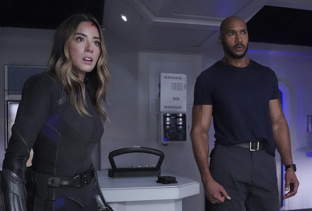 Agents of SHIELD Finale Spoilers