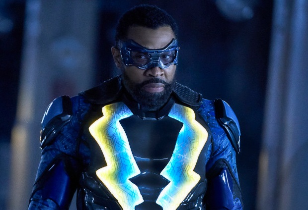 Arrowverse Crisis Crossover Black Lightning