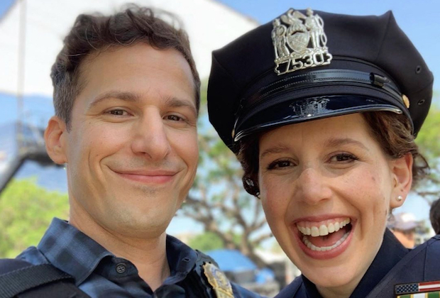 Vanessa Bayer on Brooklyn Nine-Nine