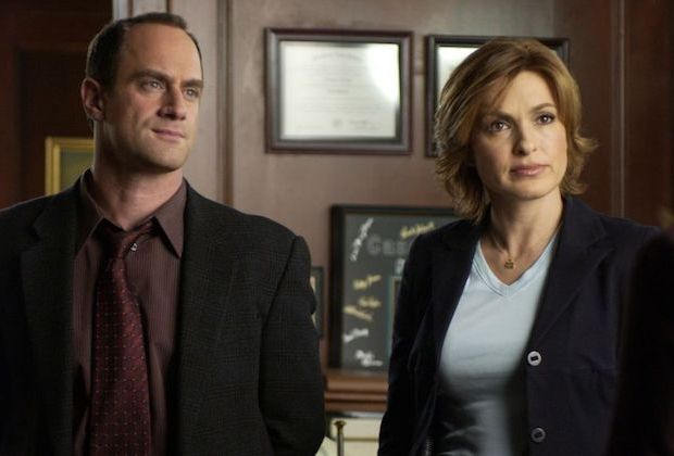 SVU Christopher Meloni Return Season 21