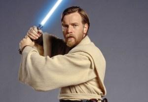 Ewan McGregor Star Wars Series