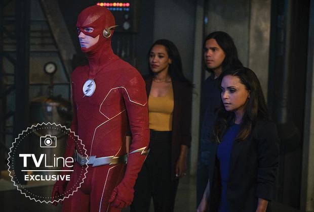 Flash New Costume