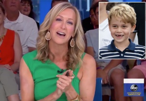 Lara Spencer Prince George
