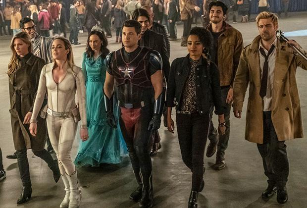 Legends Of Tomorrow Cast