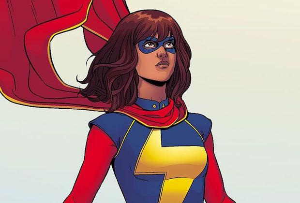 Ms. Marvel TV Series Disney Plus