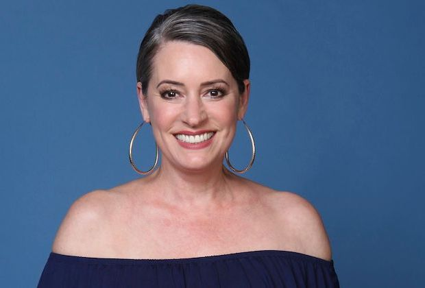 Paget Brewster Mom