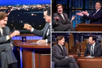 Will Ferrell Appears as Ron Burgundy on Six Late-Night Shows — But Why?