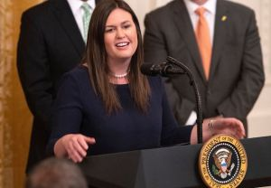 Fox News Channel Sarah Huckabee Sanders Contributor