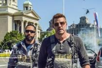 SEAL Team Hits Serbia in First Season 3 Photos — Plus, [Spoiler] Has a New Job