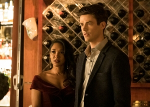 Flash WestAllen Iris Barry