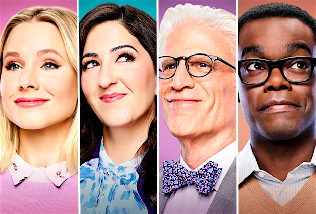 The Good Place Season 4 Character Portraits