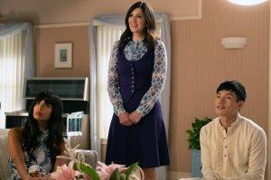 The Good Place Season 4 Premiere Tahani Janet Jason