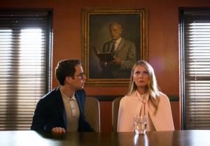 The Politician Season 1: Ben Platt, Gwyneth Paltrow