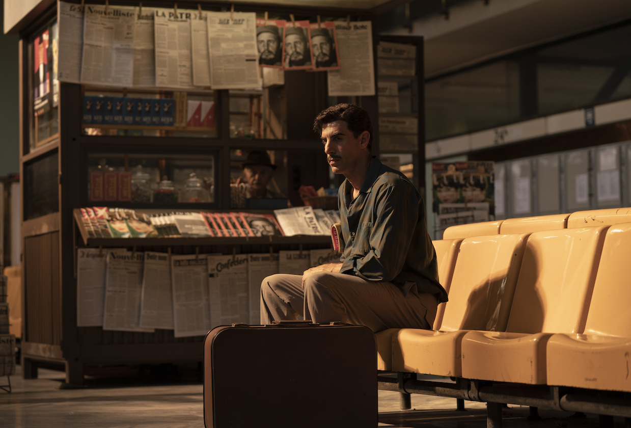 The Spy Netflix Sacha Baron Cohen Netflix