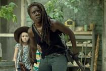 The Walking Dead Season 10 Photos Tease a Fiery Battle — Plus, Did the Show Just Cast Maggie's Next Love?