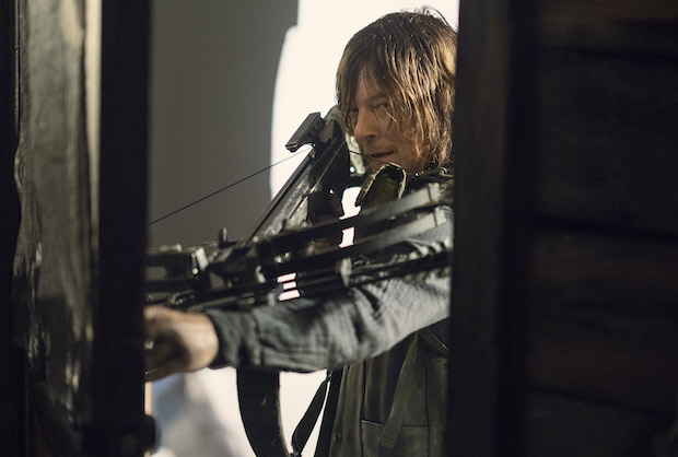 the walking dead season 10 norman reedus
