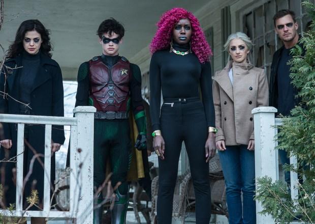 Titans Season 2 DC Universe