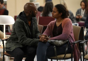 A Million Little Things Season 2 Rome Regina Baby Romany Malco Interview