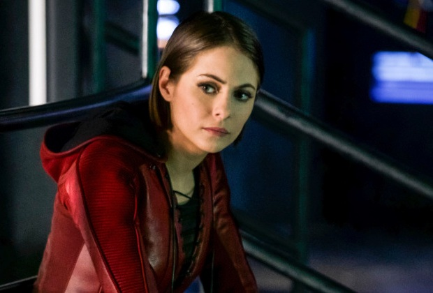 Arrow Final Season Thea