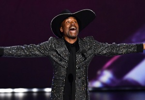 Billy Porter Wins Emmys Pose