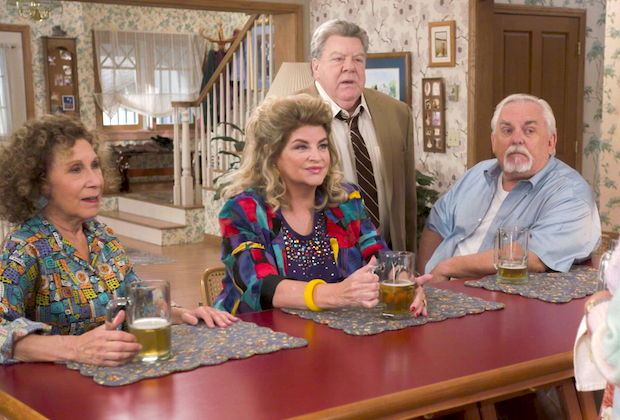 Cheers Reunion Goldbergs
